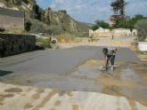 Continúan las obras del Plan Integral de Parcheo de Caminos Rurales con actuaciones en los caminos que más problemas presentan