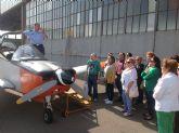 La AGA abre sus puertas en un programa de visitas guiadas organizado junto al Ayuntamiento de San Javier