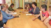 El IES Rambla de Nogalte de Puerto Lumbreras participa en un proyecto europeo para incrementar la concienciación medioambiental de los escolares