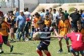 El Club de Rugby de Totana en el Campeonato Regional de Escuelas de Rugby