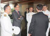 El Alcalde asiste a la conmemoración del aniversario de la Guardia Civil