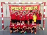 El equipo Alevín Femenino del Club Roldan FSF obtiene la medalla de bronce en Campeonato TAPIACUP ALEVIN de Fútbol Sala Femenino