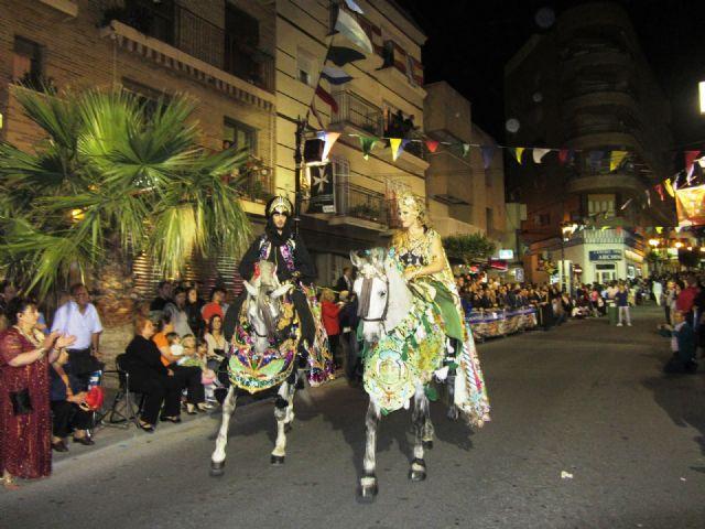 Unas 5.000 personas abarrotaron la avenida del Carril para presenciar el gran desfile parada de moros y cristianos de Archena - 2, Foto 2
