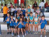 El Club de Atletismo Elcano se lleva 22 medallas en el Regional