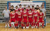 Los equipos Alevín y Cadete disputan este fin de semana la fase previa del Campeonato de España