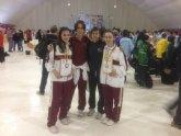 El Club Koryo de taekwondo de torre-Pacheco consigue 4 medallas en el Campeonato de España y 2 pasaportes para el Campeonato de Europa