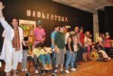 La biblioteca y los alumnos de Aidemar despiden el curso con un Festival