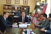 El delegado del Gobierno se reúne con los alcaldes de Ulea, Villanueva y Ojós
