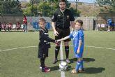Ciudad Jardín, Algar y La Vaguada, campeones en Chupetas