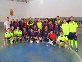 La PBTotana participa en las II jornadas 'No pares por tu salud', desarrolladas en el Centro Penitenciario de Murcia I