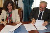 La UCAM y el consorcio público Casa Mediterráneo rubrican su compromiso