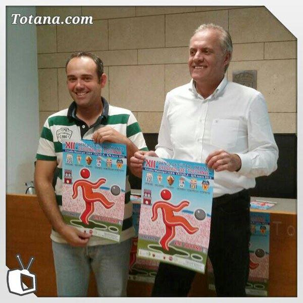 El XII Torneo de Fútbol Infantil Ciudad de Totana se disputa los días 8 y 9 de junio, Foto 1