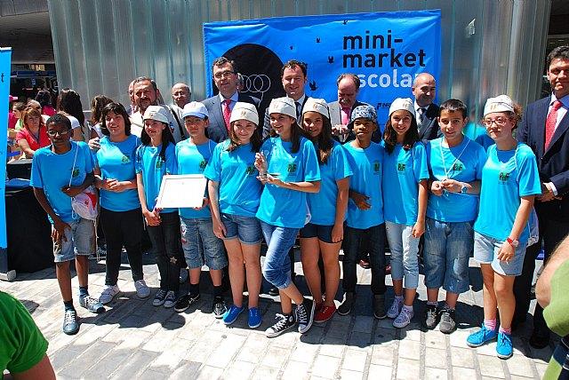 La Comunidad propicia que más de 2.000 alumnos de la Región participen en programas para fomentar la cultura emprendedora, Foto 2