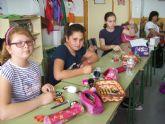 Alumnos de 5° del colegio El Mirador crean su propia empresa