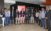Encuentro de jóvenes empresarios de la Comarca del Guadalentín con el director general de Hero España y Portugal
