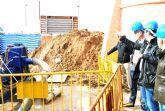 Las obras de desodorización en las estaciones de bombeo de La Manga estarán listas de cara al verano