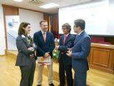Presentación de la Oficina de Congresos a los alumnos de Turismo de la UCAM