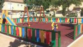 Guadalupe cuenta con un  nuevo parque infantil