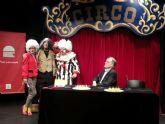 Teatro Circo Murcia pone en marcha una serie de visitas teatralizadas para conocer la historia de este emblemático edificio