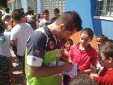 El FLOYMAPE se da a conocer a los alumnos de Canteras y La Palma