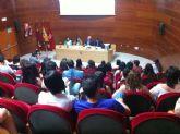 Lola Sánchez clausura el curso del proyecto de Refuerzo Escolar del Ayuntamiento de Murcia