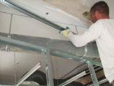 Termina el taller ocupacional de pladur y electricidad de la ADLE