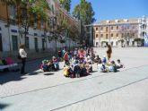 Arranca la I Feria de Primavera en el Cuartel de Artillería