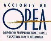 El programa OPEA de la ADLE consigue empleo a un 18 por ciento de sus usuarios
