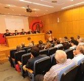 La Consejería de Empresa presenta a los empresarios las nuevas ayudas para la reindustrialización de Lorca