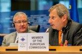 Valcárcel pide al Comisario de Política Regional que 'no se retrase más' la aprobación de los presupuestos de la UE