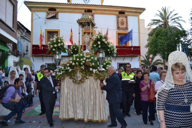 Procesión solemne y masiva del Corpus Christi en el día más grande de las Fiestas Patronales - 2, Foto 2
