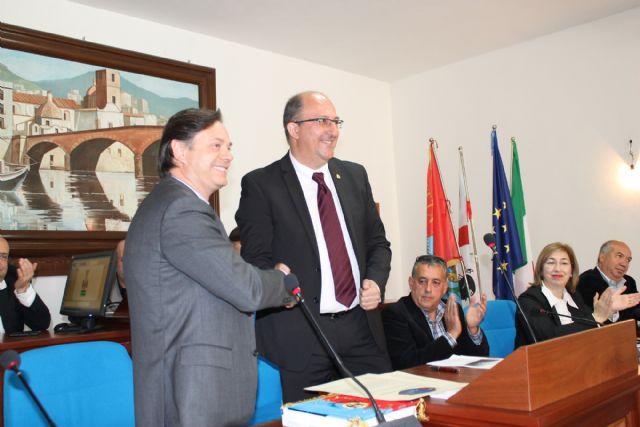 Bullas ratifica su hermanamiento con Bosa e intercambia experiencias con el resto de socios del Proyecto Vincult - 2, Foto 2