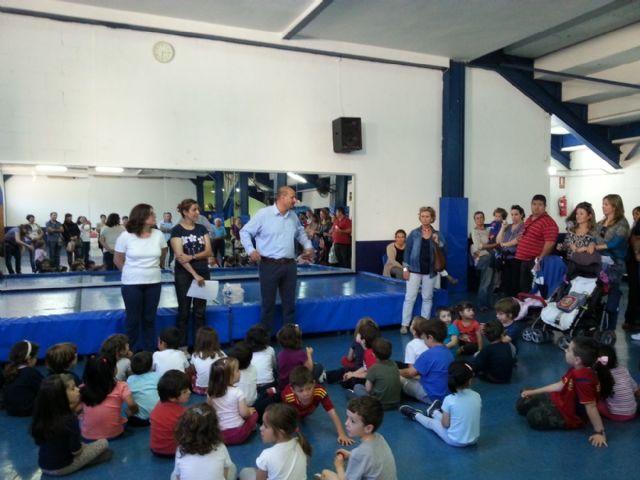 Fin de curso para los más pequeños de la Concejalía de Deportes - 1, Foto 1