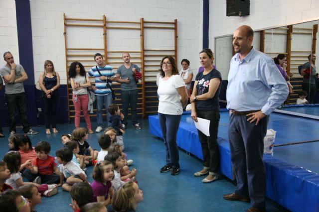 Fin de curso para los más pequeños de la Concejalía de Deportes - 2, Foto 2