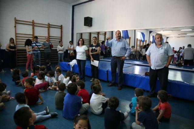 Fin de curso para los más pequeños de la Concejalía de Deportes - 3, Foto 3