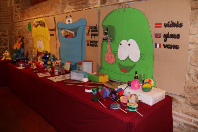 La Concejalía de Medio Natural y Urbano de Molina de Segura conmemora el Día Mundial del Medio Ambiente con una exposición de trabajos escolares - 1, Foto 1