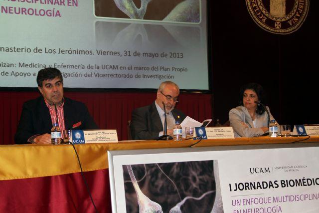 I Jornadas Biomédicas: Un enfoque multidisciplinar en neurología - 1, Foto 1