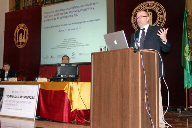 I Jornadas Biomédicas: Un enfoque multidisciplinar en neurología - 2, Foto 2