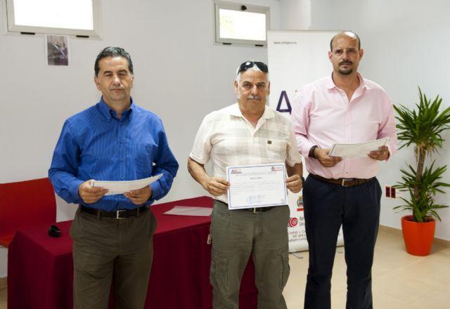 El taller ocupacional de pladur y electricidad de la ADLE da formación a doce desempleados - 3, Foto 3