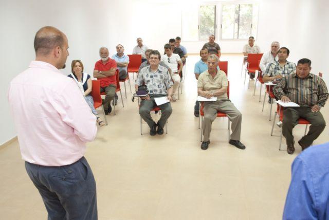 El taller ocupacional de pladur y electricidad de la ADLE da formación a doce desempleados - 5, Foto 5