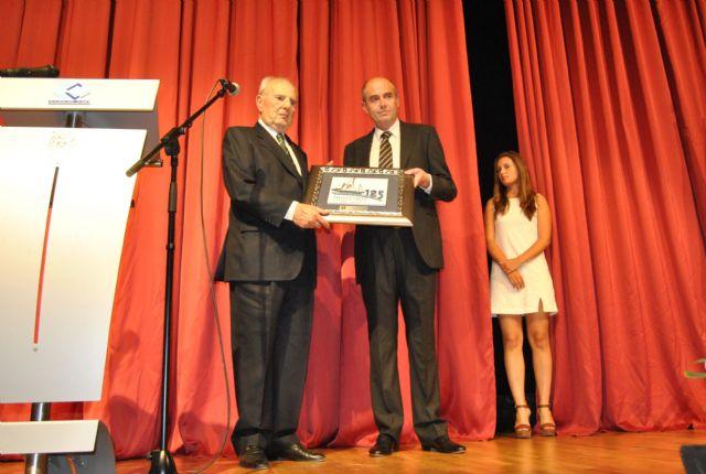 Santiago de la Ribera tuvo un recuerdo especial para la AGA y la familia Barnuevo, en su 125 Aniversario - 1, Foto 1