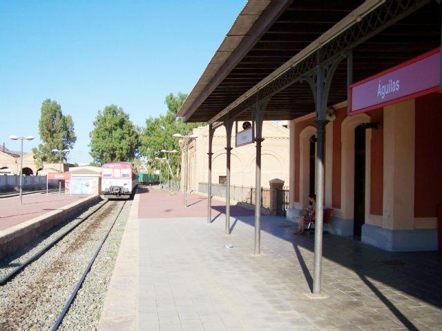 El alcalde de Águilas anuncia que Renfe retoma la conexión ferroviaria con Madrid - 2, Foto 2