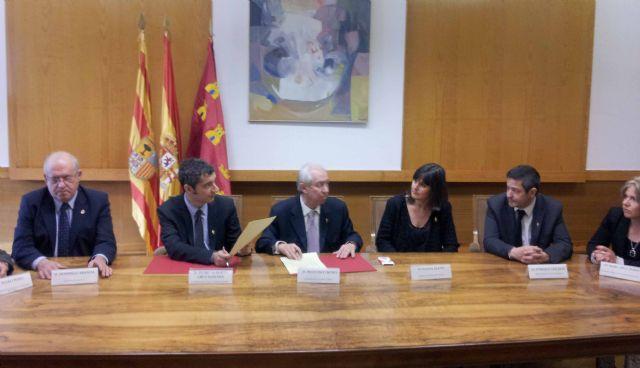 Aragón se suma a la promoción y puesta en valor de El Camino de la Vera Cruz - 1, Foto 1