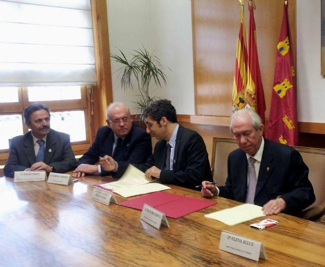 Aragón se suma a la promoción y puesta en valor de El Camino de la Vera Cruz - 2, Foto 2