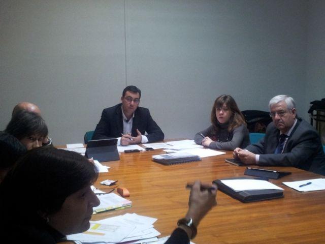 El Alcalde asiste a la Junta Directiva de la Asociación de Ciudades del Vino - 1, Foto 1