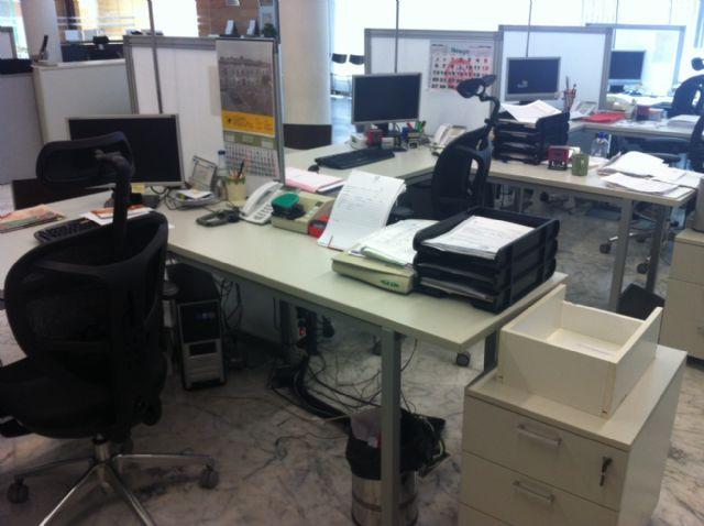 La Ventanilla Única se ha suspendido hoy en el SAC de Totana por problemás técnicos informáticos en el programa de la Comunidad Autónoma, Foto 1