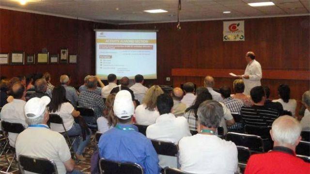 Visitan COATO los participantes en un Congreso Internacional sobre Almendra, Foto 4