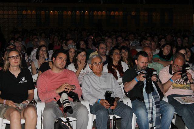 Cristina García Rodero conquista Mazarrón con su presencia en Fotogenio - 1, Foto 1