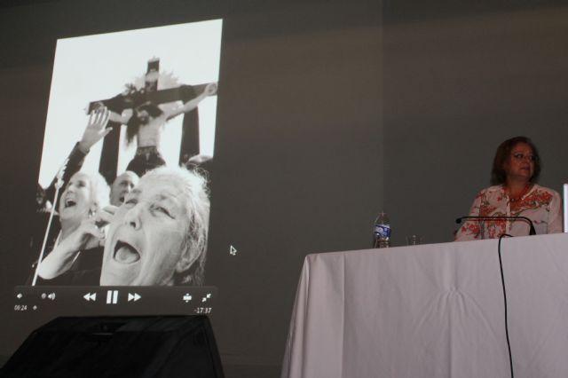 Cristina García Rodero conquista Mazarrón con su presencia en Fotogenio - 3, Foto 3