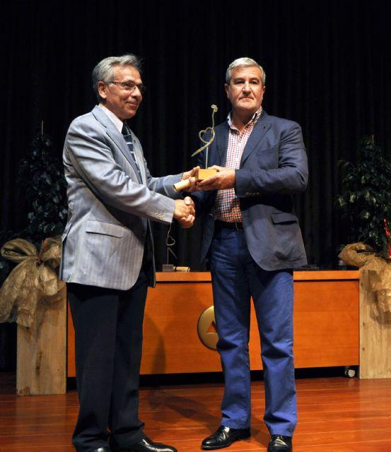 Fecoam recibe uno de los galardones ´Corazones Cáritas 2013´ - 3, Foto 3